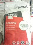 Siniat Prestia Casting Plaster - by the pallet